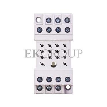 Gniazdo przekaźnika R15 4P 10A 250V GZ14 592022-97899