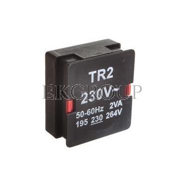 Transformator do przekaźników nadzorczych TR2-230VAC 2000735-101448