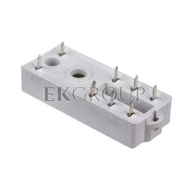 Gniazdo przekaźnika RM84, RM85, RM87L, RM87P do obwodu drukowanego PW80 592066-97900