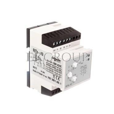 Przekaźnik pomiarowy prądu 1-fazowy 2P 5A 24-230V AC/DC 0,005-10A RITS-10 2605063-101961