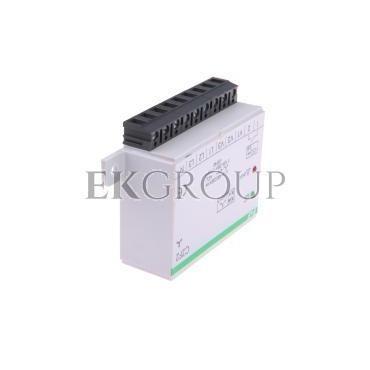 Przekaźnik zaniku i asymetrii faz z kontrolą styków stycznika 10A 1Z 4sek 45V CZF-2-101759