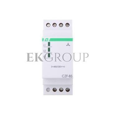 Przekaźnik zaniku i asymetrii faz 10A 1P 4sek 55V CZF-BS-101762