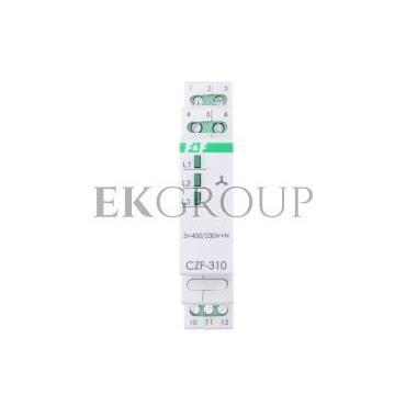 Przekaźnik zaniku i asymetrii faz 10A 1P 4sek 55V CZF-310-101768