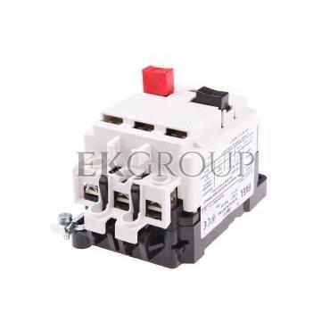 Wyłącznik silnikowy 3P 0,55kW 1-1,6A M 611 N 1,6 6112-250001-96595