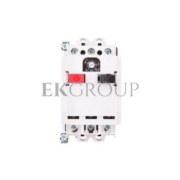 Wyłącznik silnikowy 3P 2,5kW 4-6,3A M 611 N 6,3 6112-370001-96627
