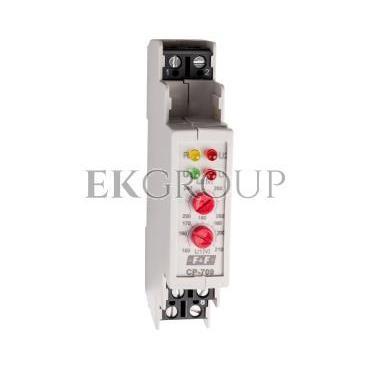 Przekaźnik kontroli napięcia 1-fazowy 1P 16A 150-210V/230-260V AC CP-709-101850