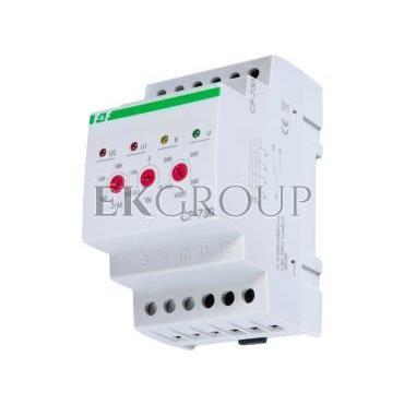 Przekaźnik kontroli napięcia 3-fazowy 1P 10A 150-210/230-260V AC CP-730-101852