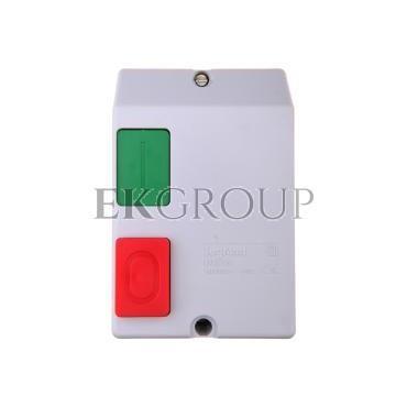 Obudowa wyłącznika silnikowego IP65 natynkowa M-250 GJ 606796-90657