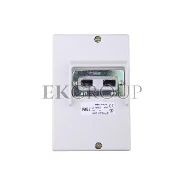 Obudowa wyłącznika silnikowego IP65 natynkowa M-611/610 PGJW 66-907006-90664