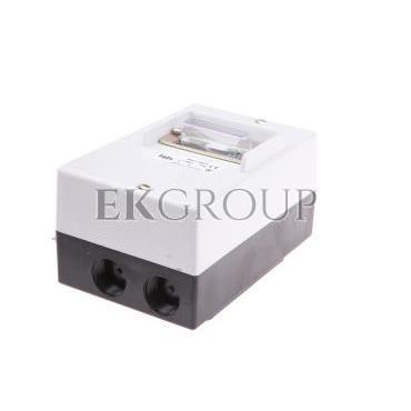 Obudowa wyłącznika silnikowego IP65 natynkowa M-611/610 PGJW 66-907006-90665