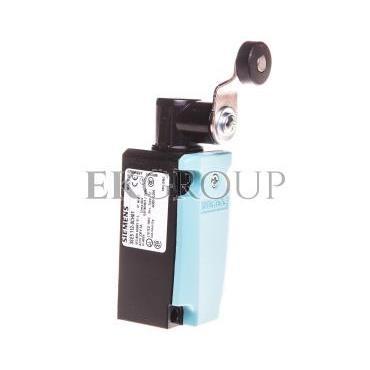 Wyłącznik krańcowy 1R 1Z migowy metal dźwignia obrotowa z rolką 3SE5112-0CH01-117854