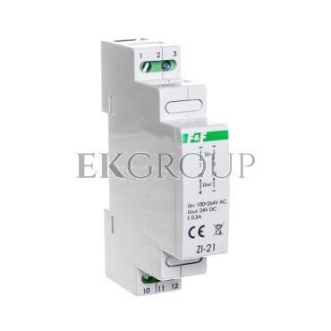 Zasilacz impulsowy 100-264VAC/DC/24VDC 12W 0,5A ZI-21-118216