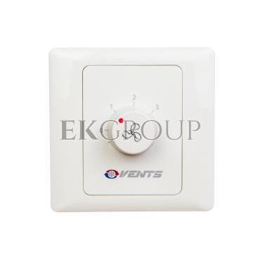 Przełącznik obrotów wentylatora 5A 230V IP40 P3-1-300-116416
