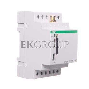 Przekaźnik zdalnego sterowania GSM (CLIP) 2xwy/2xwe sterowanie bramą SIMply MAX P02-115904