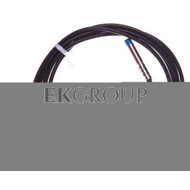 Czujnik indukcyjny M8 2,5mm wystający 10-30VDC PNP 1Z przewód 3-żyły 2m 4kHz 43mm IME08-2N5PSZW2K 1040855-114043