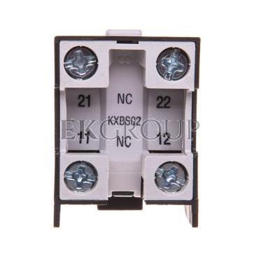 Stycznik pomocniczy 0Z 2R migowy KXBS02-115778