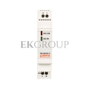 Zasilacz jednofazowy 100-240V AC/12V DC 10W 0,83A (modułowy) PSL1M01012-118281