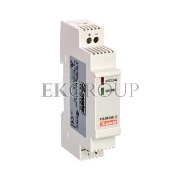 Zasilacz jednofazowy 100-240V AC/12V DC 10W 0,83A (modułowy) PSL1M01012-118282
