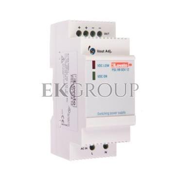 Zasilacz jednofazowy 100-240V AC/12V DC 24W 2A (modułowy) PSL1M02412-118283