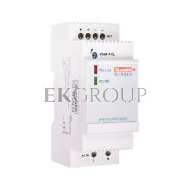 Zasilacz jednofazowy 100-240V AC/24V DC 24W 1A (modułowy) PSL1M02424-118287