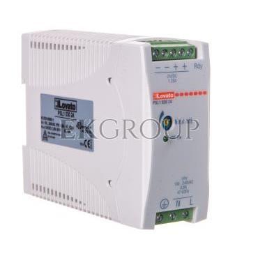 Zasilacz jednofazowy 100-240V AC/24V DC 30W 1,25A (modułowy) PSL103024-118289