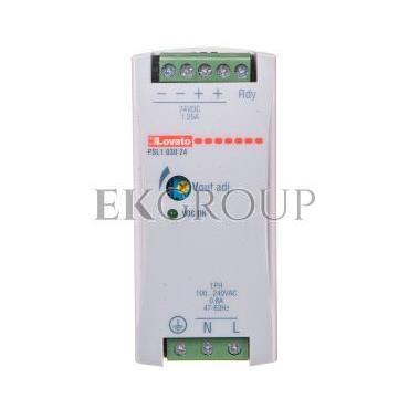 Zasilacz jednofazowy 100-240V AC/24V DC 30W 1,25A (modułowy) PSL103024-118290