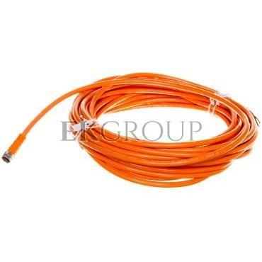 Przewód ze złączem żeńskim M8 4-pinowe proste z kablem 10m DOL-0804-G10M 6010754-116263