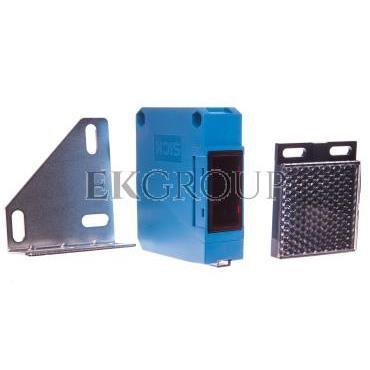 Czujnik fotoelektryczny 0,01-10m 12-240V AC/DC 1P dławica kablowa 25Hz tworzywo refleksyjny WL260-R270 6020768-113897