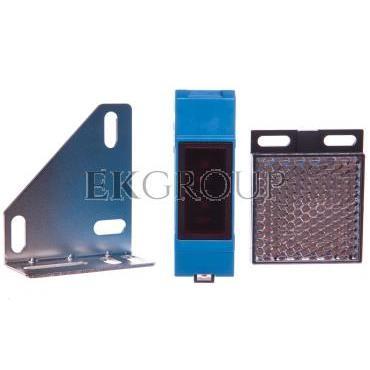 Czujnik fotoelektryczny 0,01-10m 12-240V AC/DC 1P dławica kablowa 25Hz tworzywo refleksyjny WL260-R270 6020768-113898