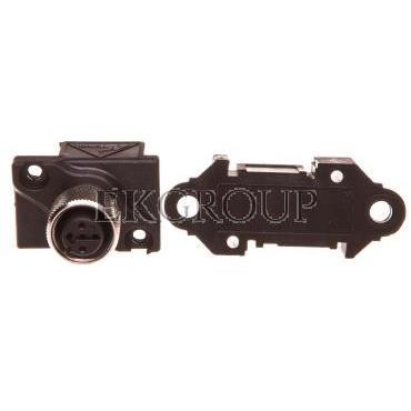 Gniazdo M12 AS-I montaż na linii 3RX9801-0AA00-115532