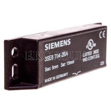 Łącznik magnetyczny bezpieczeństwa 3SE6704-2BA-118136