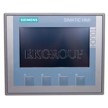 Panel graficzny TFT 4cale 65536-kolorów SIMATIC HMI 6AV2123-2DB03-0AX0-115461
