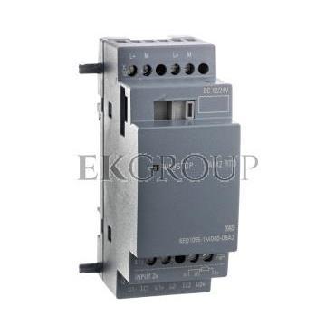Moduł rozszerzeń 2AI 12/24V DC PT100/1000 LOGO! AM2 6ED1055-1MD00-0BA2-115338