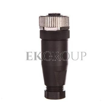 Gniazdo proste 5P typ A M12 Pg7 4-6mm SACC-M12FS-5CON-PG 7-M 1662968-116278