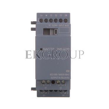 Moduł rozszerzeń 4 we/wy przekaźnikowe 12/24V DC 6ED1055-1MB00-0BA2-116730