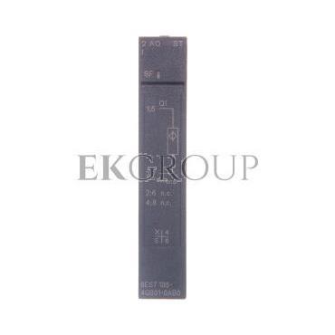 Moduł wyjść analogowych 2WY ET 200S  /-20mA, 4-20mA 13bit 6ES7135-4GB01-0AB0-115342
