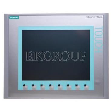 Panel operatorski dotykowy SIMATIC KTP1000 BASIC COLOR PN TFT 10,4, 8 klaw. ETHERNET 6AV6647-0AF11-3AX0-115465