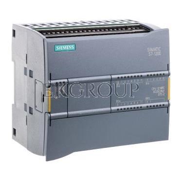 Sterownik PLC CPU 14WE 10WY cyfrowych, 2WE analogowe 1214FC SIMATIC S7-1200F 6ES7214-1HF40-0XB0-116772