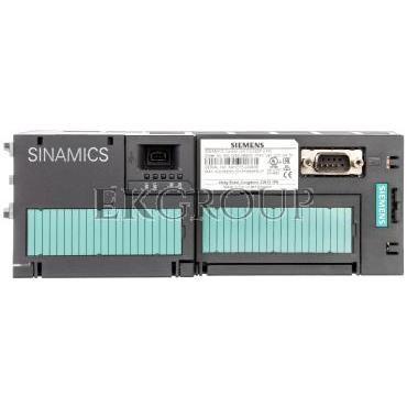 Jednostka centralna 6 we/ 3wy cyfrowe, 4we/ 2wy analogowe 24V DC SINAMICS G120 6SL3243-0BB30-1FA0-116773