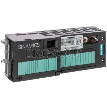 Jednostka centralna 6 we/ 3wy cyfrowe, 4we/ 2wy analogowe 24V DC SINAMICS G120 6SL3243-0BB30-1FA0-116774