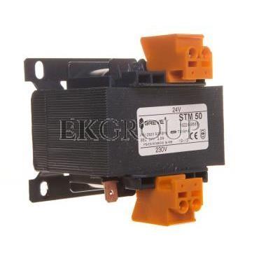 Transformator 1-fazowy STM 50VA 230/24V 16224-9888-117279