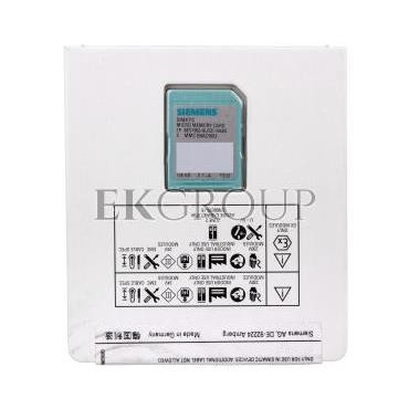 Karta pamięci 128KB SIMATIC S7-300/C7/ET 200  6ES7953-8LG31-0AA0-114642