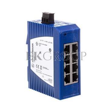Switch przemysłowy SPIDER III 8x10/100 Mbit/s RJ45 H-942 132-002-114799