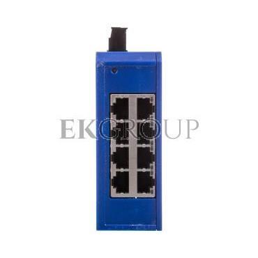 Switch przemysłowy SPIDER III 8x10/100 Mbit/s RJ45 H-942 132-002-114800