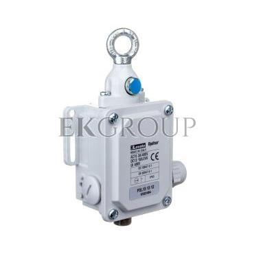Wyłącznik cięgnowy /STOP/ 1Z 1R 120N z przyciskiem kasującym P2L131312-117335
