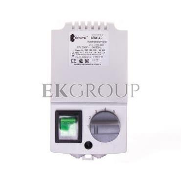 Regulator prędkości obrotowej 1-fazowy ARW 3,0/1 230V 3A IP54 17886-9965-116449