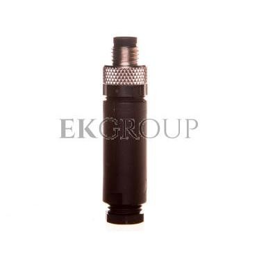 Złącze wtykowe meśkie 3P M8 proste SACC-M 8MS-3CON-M-SW 1501252-116269