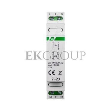 Zasilacz impulsowy 85-264V AC/12V DC 12W 1A DC ZI-20-118298