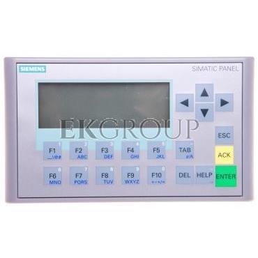 Panel operatorski HMI 3 cali SIMATIC LCD HMI KP 300 6AV6647-0AH11-3AX0-115452