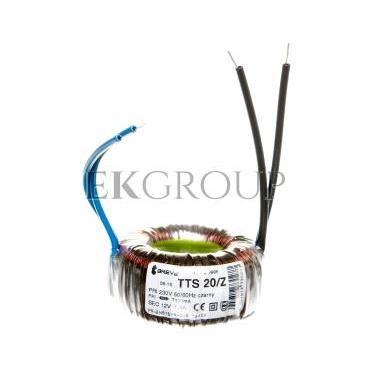 Transformator toroidalny TTS 20/Z 230/12V 20VA 17112-9996-117188